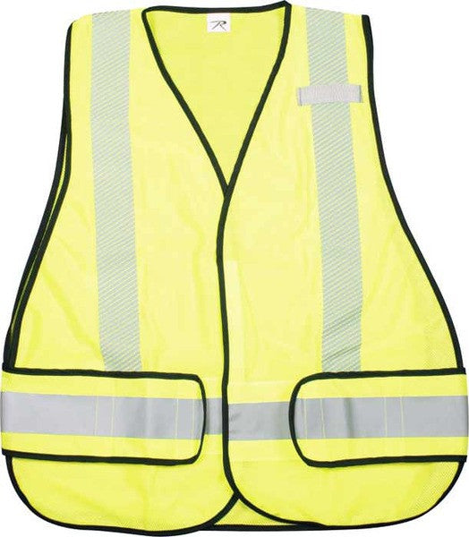 Rothco High Visibility Green Safety Vest