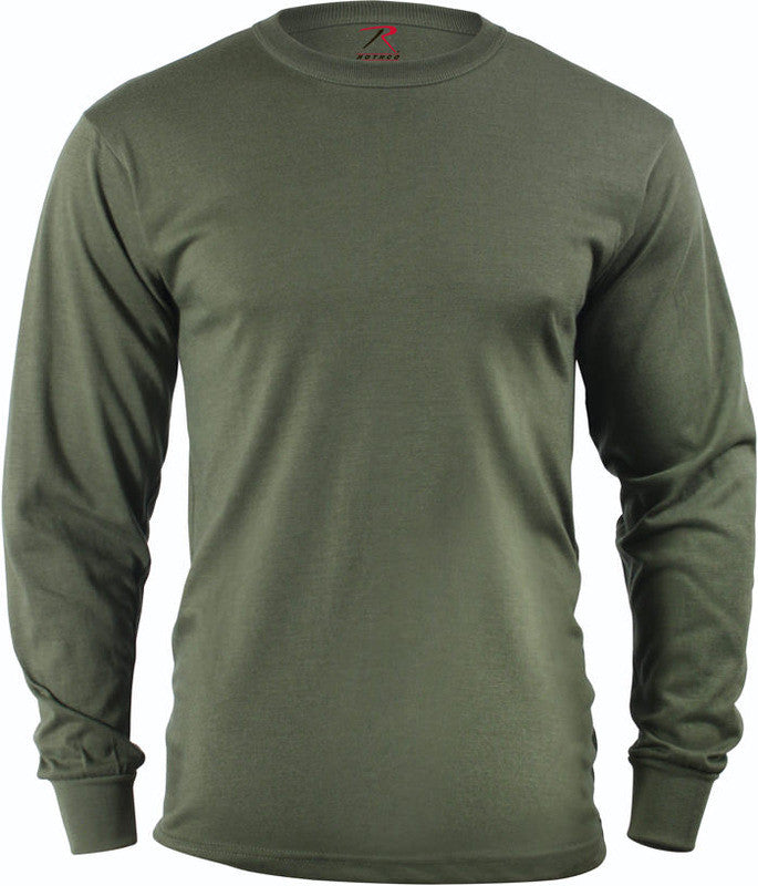 Rothco Olive Drab Long Sleeve Tee