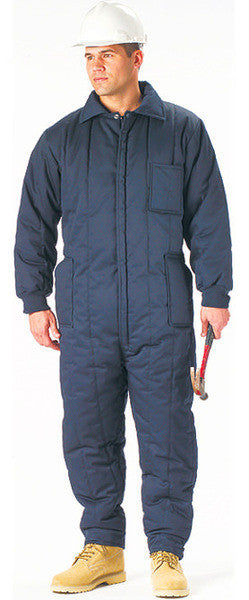 Rothco Navy Blue Insulated Coverall