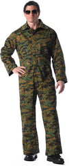 Rothco Woodland Digital Camouflage  Coverall