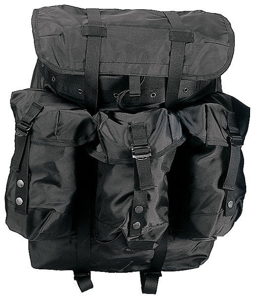 Rothco Black Alice Pack