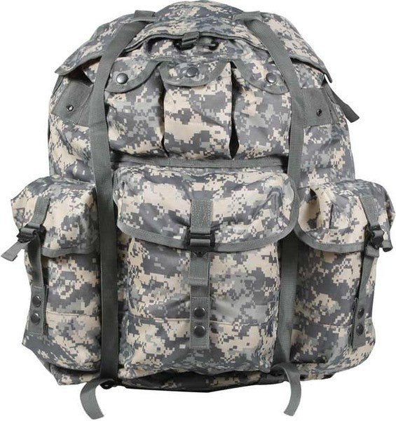 Rothco Army Digital Camouflage Alice Pack With Frame