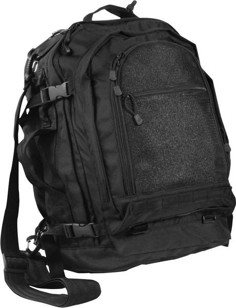 Rothco Black Backpack
