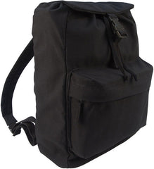 Rothco Black Canvas Day Pack