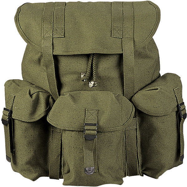 Rothco Olive Heavy Weight Canvas Mini Alice Packs