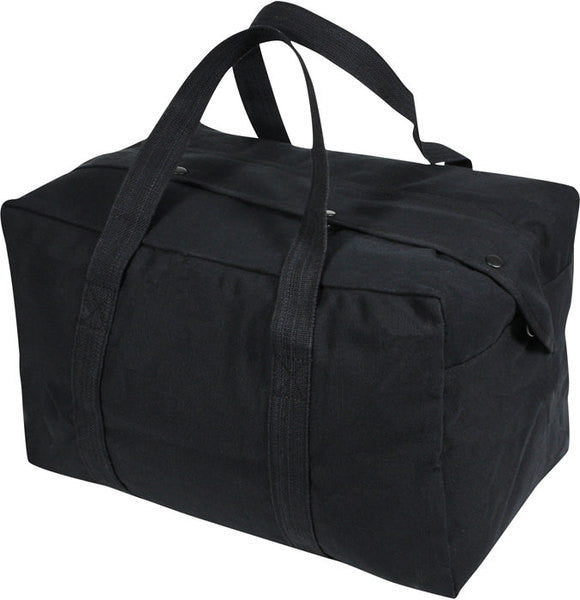 Rothco Black Tactical Cargo Bag