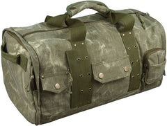 Rothco Stone Washed Heavy Weight Travel Bag