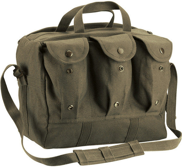Rothco Olive Drab Canvas Medical Equipment