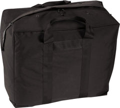 Rothco Black Aviator Kit Bag