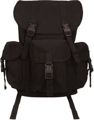 Rothco Black Outfitter Rucksack