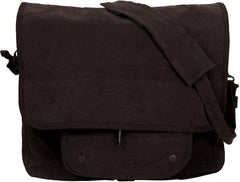 Rothco Black Paratrooper Bag