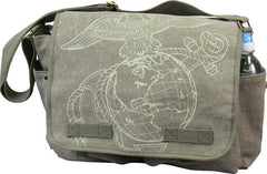 Rothco Subdued USMC Globe & Anchor Messenger Bag