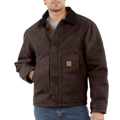 Carhartt J22 Artic Quilt Lined Sandstone Traditional Jacket