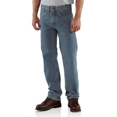 Carhartt B480 Straight Leg Traditional Fit Jean