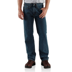 Carhartt B460 Straight Leg Relaxed Fit Jean