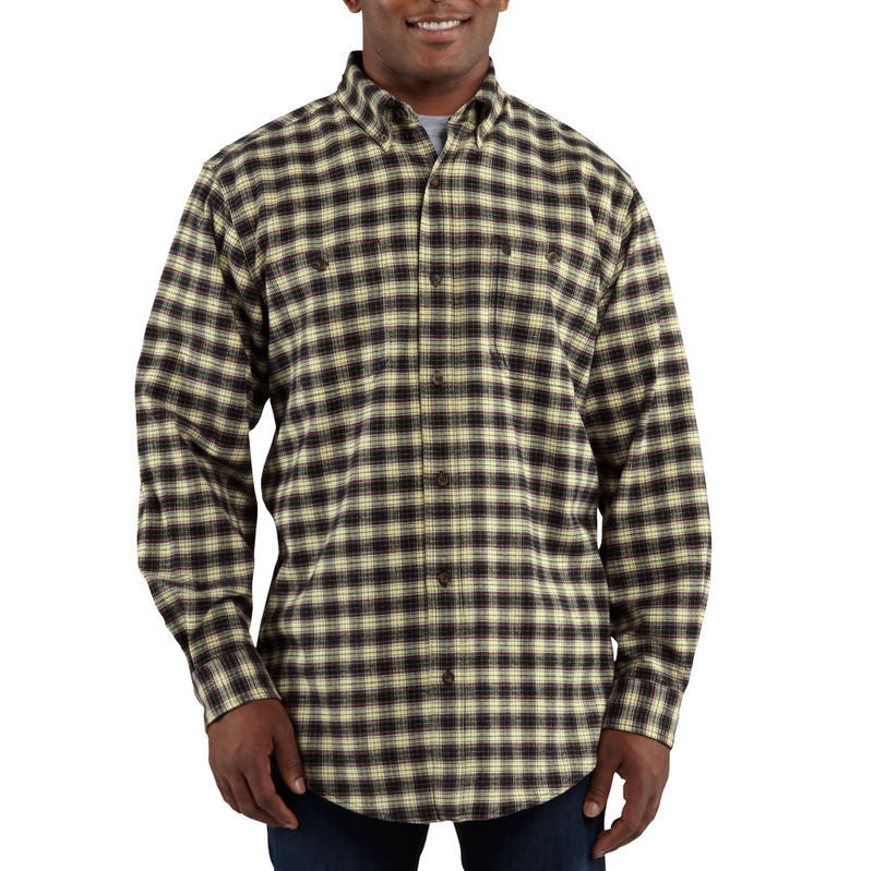 Carhartt 100124 Trumbull Plaid Shirt