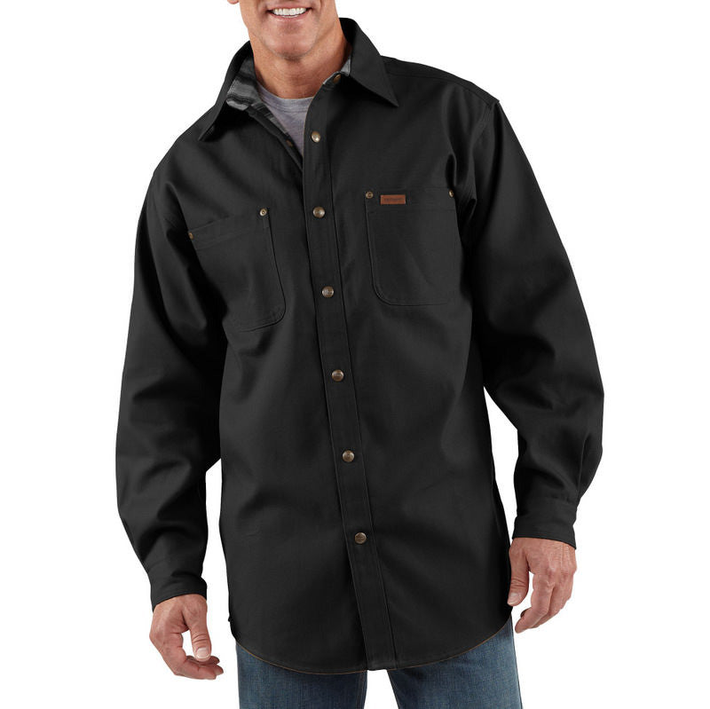 Carhartt S296 Canvas Shirt Jac