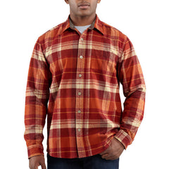 Carhartt 100087 Hubbard Plaid Slim Shirt