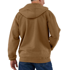 Carhartt K185 Heavyweight Hooded Zip-Front Sweatshirt