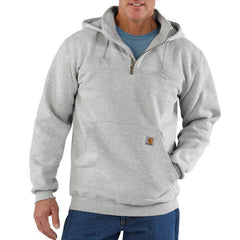Carhartt K217 Heavyweight Hooded Zip-Mock Sweatshirt