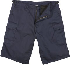 Rothco Navy Blue Long BDU Cargo Shorts