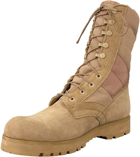 Rothco Desert Tan Lug Sole Boot