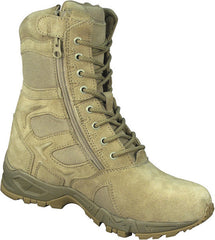 Rothco Desert Side Zip Deployment Boot