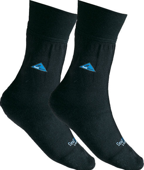 Mashern Black Seal Skinz Chillblocker Socks