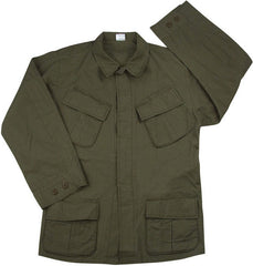 Rothco Olive Drab Vietnam Fatigue Shirt