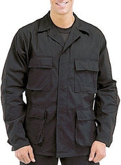 Rothco Brown Rip Stop  BDU Shirt