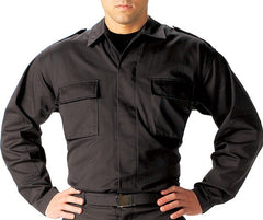 Rothco Black BDU Shirt