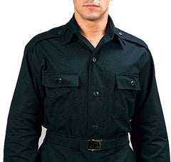 Rothco Black Tactical Shirt