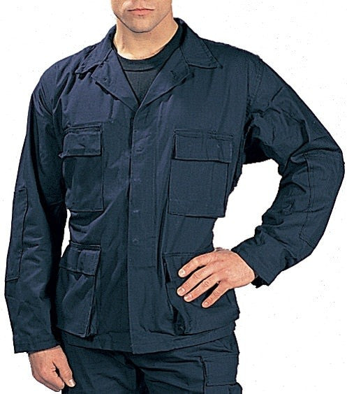 Rothco Midnight Blue BDU Shirt