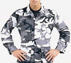 Rothco City Camouflage BDU Shirt
