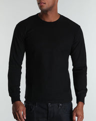 Rothco Black Thermal Shirt
