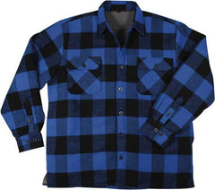 Rothco Sherpa-Lined Flannel Shirt