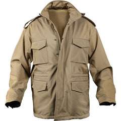 Rothco Tactical Soft Shell M-65 Field Jacket