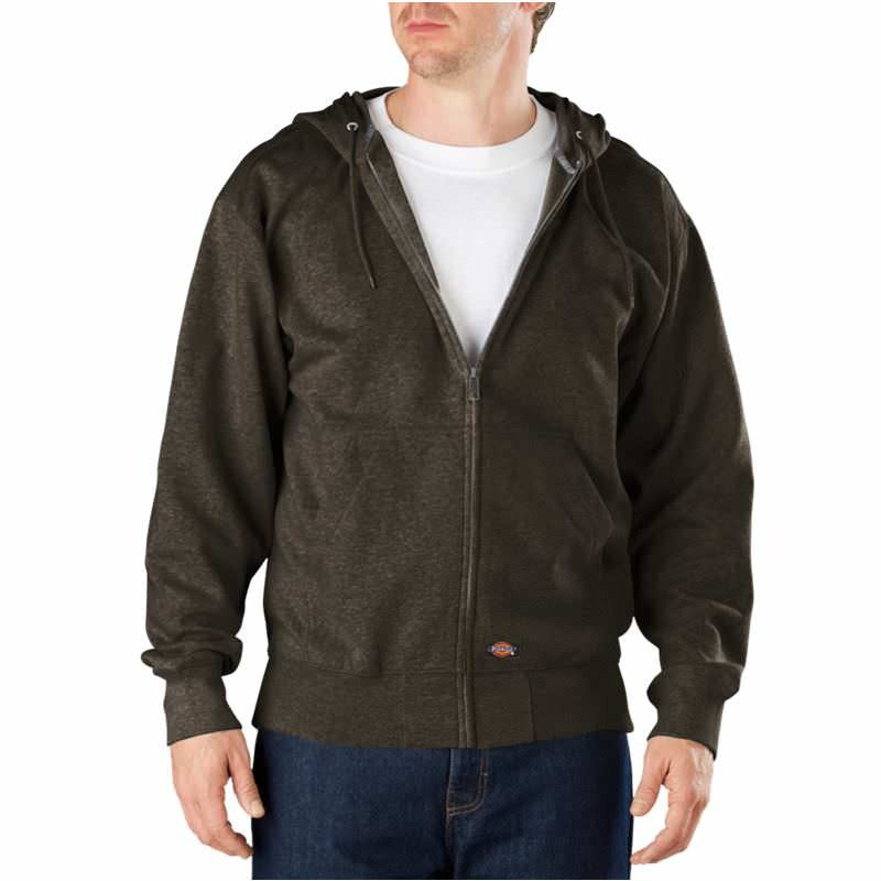 Dickies Full Zip Heavyweight Fleece Hoodie