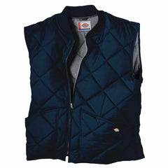 Dickies Quilted Nylon Vest