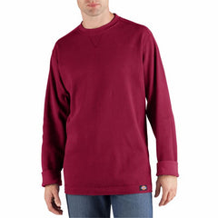 Dickies Rinsed Long Sleeve Thermal Crew