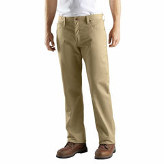 Dickies Relaxed Straight Fit 5-Pocket Ring Spun Pant