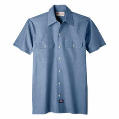Dickies Short Sleeve Chambray Shirt