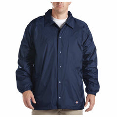 Dickies Snap Front Nylon Jacket