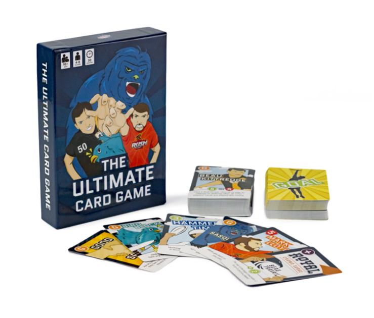 Ultimate Card Game Box Audl