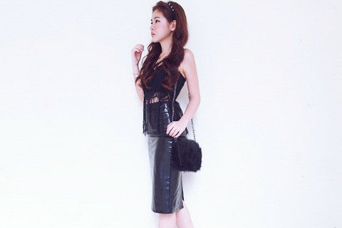 LEATHER IT UP WITH SZES