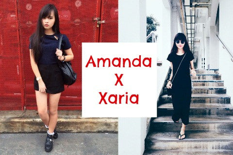 WEEKEND EDIT: AMANDA & XARIA