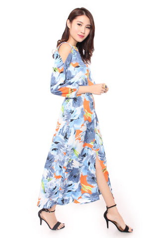 SUMMER ADAIR MAXI DRESS - SUNRISE