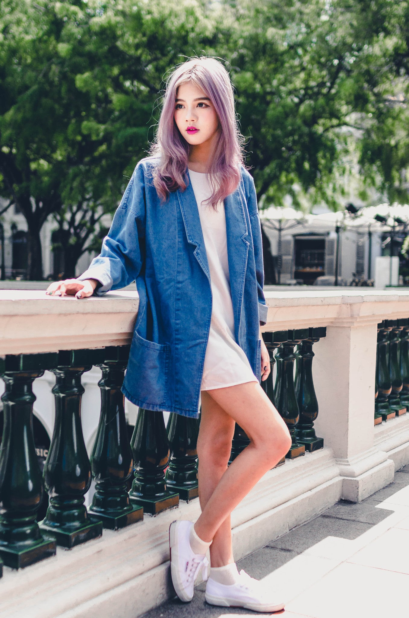 Denim Daze Jacket - Light