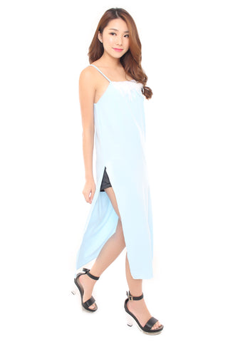 Dawn Dress - Sky Blue