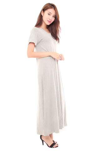 Everyday Maxi in Grey